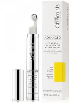 Skin Chemists Advanced Bee Venom Collagen Eye Repair Serum 15 ml