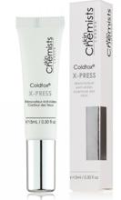 Skin Chemists Coldtox® X-Press Target Eye Treatment - Nawilżająco-kojący krem pod oczy 15 ml