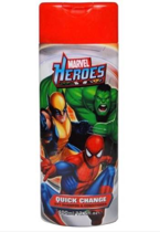 CORSAIR Marvel Heroes 2 in 1 Shampoo Conditioner 400ml