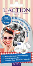 L'ACTION Pearl Radiant Glow Mask 6g