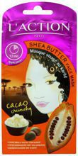 L'ACTION Shea Butter Face Mask  6g