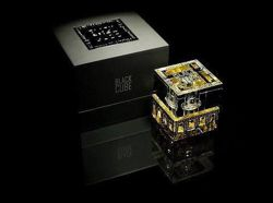 Ramon Molvizar Black Cube Swarovski Edition men EDP 50 ml