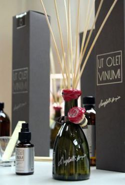 Ut Olet Vinum  Gewurztraminer perfume for interiors 250 ml