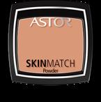 ASTOR Skin Match Powder puder prasowany 300 Beige 7g