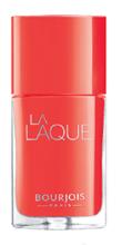 BOURJOIS La Laque Nail Enamel lakier do paznokci 03 Orange Outrant 10ml