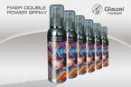 GLAZEL VISAGE fixer double power spray fiksujący makijaż.
