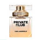 KARL LAGERFELD Private Klub Pour Femme EDP spray 45ml