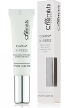 Skin Chemists Coldtox® X-Press Target Eye Treatment - Nawilżająco-kojący krem pod oczy 15 ml