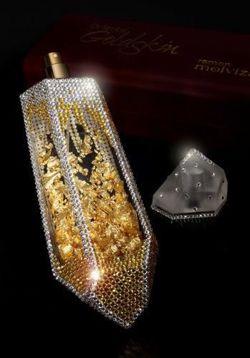 Ramon Molvizar Musk Oriental Gold Skin Swarovski Edition Unisex